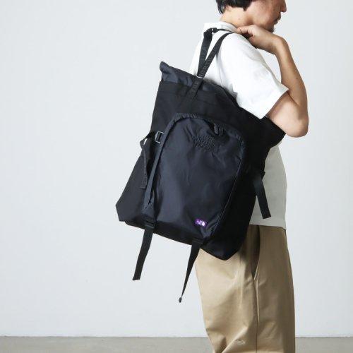 THE NORTH FACE PURPLE LABEL (ザ ノースフェイス パープルレーベル) Logo Tote / ロゴトート