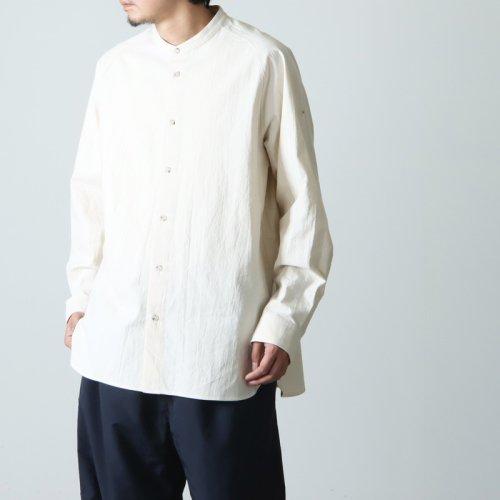 [THANK SOLD] POLYPLOID (ポリプロイド) MILITARY SHIRT B / ミリタリーシャツ B