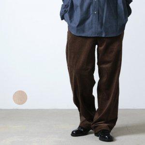 [THANK SOLD] MASTER & Co. (マスターアンドコー) LONG PANTS CORDUROY size:S、M / ロングパンツ コーデュロイ サイズS、M