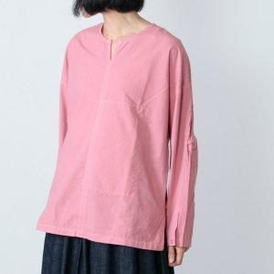 THE HINOKI (ザ ヒノキ) オーガニックコットンポプリンプルオーバーシャツ