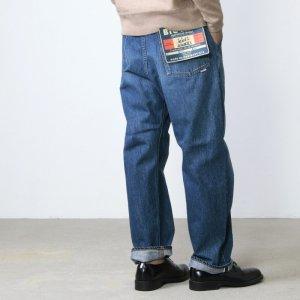 BIG MAC (ビッグマック) ×Ordinary Fits DENIM STRAIGHT PANTS / デニムストレートパンツ