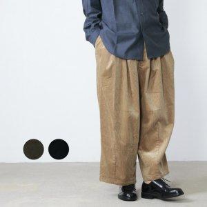 is-ness (イズネス) BALLOON CORDUROY EZ PANTS / バルーンコーデュロイイージーパンツ