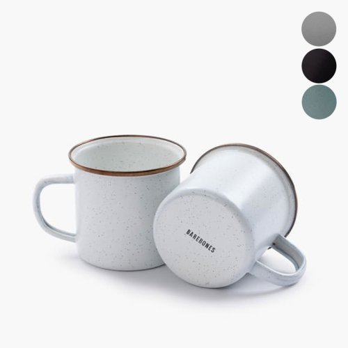 [THANK SOLD] Barebones Living (ベアボーンズリビング) BBL エナメルカップ 2個セット