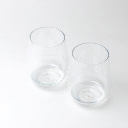 Barebones Living (ベアボーンズリビング) BBL ワイングラス 2個セット