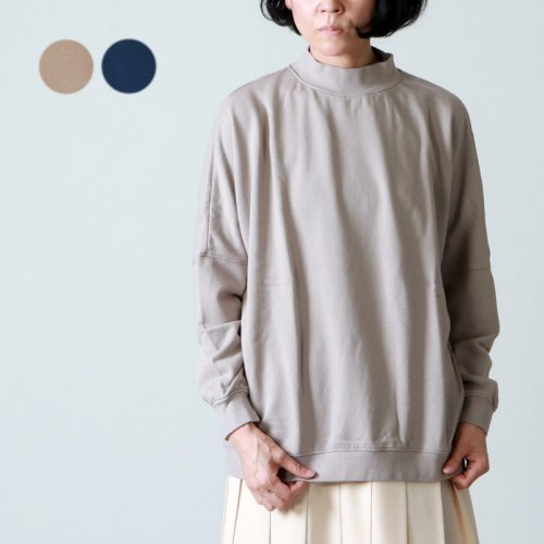 Commencement (コメンスメント) High neck wide L/S Tee / ハイネックワイドロングスリーブティー