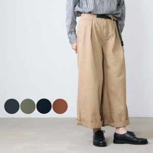 [THANK SOLD] GRAMICCI (グラミチ) BAGGY PANTS