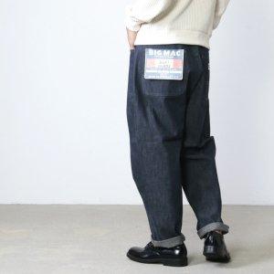 [THANK SOLD] BIG MAC (ビッグマック) ×Ordinary Fits DENIM PAINTER PANTS / デニムペインターパンツ リジッド