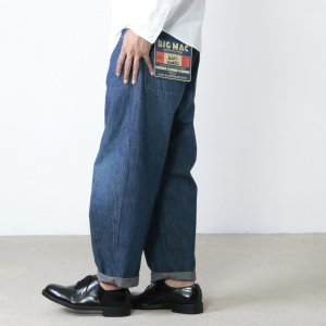 [THANK SOLD] BIG MAC (ビッグマック) ×Ordinary Fits DENIM PAINTER PANTS / デニムペインターパンツ