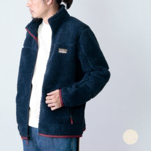 L.L.Bean (エルエルビーン) Men's Mountain Pile Fleece Jacket / メンズ マウンテン パイルフリースジャケット