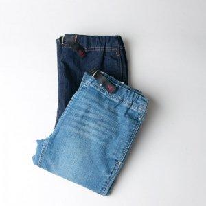 [THANK SOLD] GRAMICCI (グラミチ) KIDS DENIM NARROW PANTS / キッズ デニム ナローパンツ