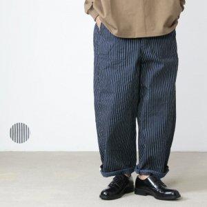 [THANK SOLD] Ordinary Fits (オーディナリーフィッツ) JAMES PANTS stripe / ジェームズパンツ ストライプ