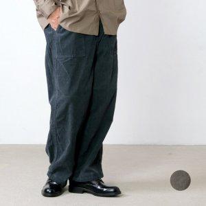 [THANK SOLD] Ordinary Fits (オーディナリーフィッツ) JAMES PANTS corduroy / ジェームズパンツ コーデュロイ