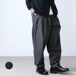 THE HINOKI (ザ ヒノキ) コットン馬布5タックパンツ