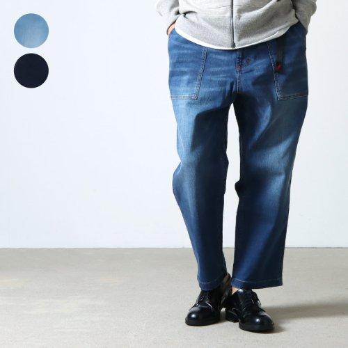 [THANK SOLD] GRAMICCI (グラミチ) DENIM LOOSE TAPERED PANTS / デニムルーズテーパードパンツ