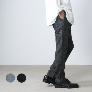 GRAMICCI (グラミチ) WOOL BLEND NN-PANTS JUST CUT / ウールブレンドニューナローパンツジャストカット