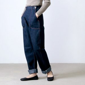 ANATOMICA (アナトミカ) LADY'S PAINTER PANTS INDIGO / レディースペインターパンツインディゴ