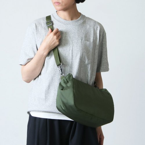 ANATOMICA (アナトミカ) SMALL SHOULDER BAG / スモールショルダーバッグ