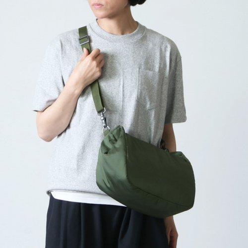 ANATOMICA (アナトミカ) SMALL SHOULDER BAG US MIL NYLON / スモールショルダーバッグ