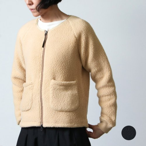 [THANK SOLD] MOUNTAIN EQUIPMENT (マウンテンイクイップメント) Pile Fleece Cardigan