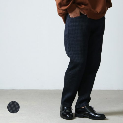 South2 West8 (サウスツーウエストエイト) 2P Cycle Pant - Poly Fleece / Houndstooth Pt. / 2Pサイクルパンツ