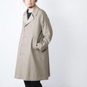 KAPTAIN SUNSHINE (キャプテンサンシャイン) Reversible Chesterfield Coat / リバーシブルチェスターフィールドコート