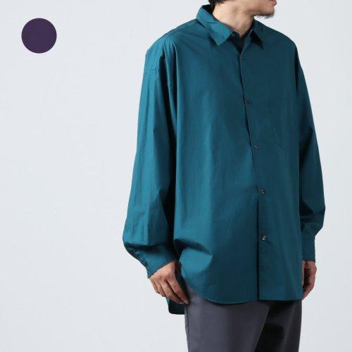 Graphpaper (グラフペーパー) Wool Cashmere Long Coat / ウールカシミヤ ロングコート