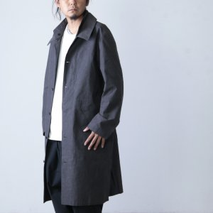 THE HINOKI (ザ ヒノキ) 先染めコットンバフクロスシャツコート