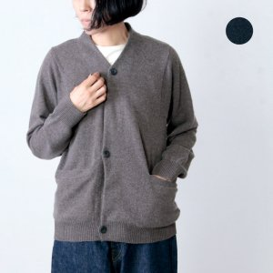 [THANK SOLD] THE HINOKI (ザ ヒノキ) カシミア混ニットカーディガン
