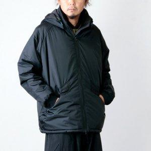 [THANK SOLD] Reft (レフト) PRIMALOFT HOODED JACKET / プリマロフトフーデッドジャケット