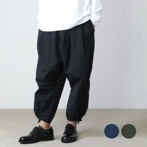 [THANK SOLD] Reft (レフト) ANKLE LENGTH WIDE PANT / アンクルレングスワイドパンツ