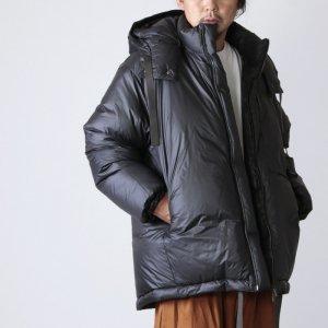 WELLDER (ウェルダー) Extended Down Jacket Inside Down & Feather / エクステンデッドダウンジャケット