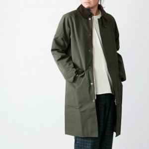 BARBOUR (バブアー) NEW BURGHLEY JACKET / ニュー バーグレイ ジャケット