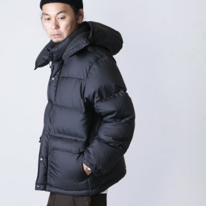 THE NORTH FACE PURPLE LABEL (ザ ノースフェイス パープルレーベル) Polyester Ripstop Sierra Parka for Men