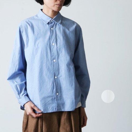 YAECA (ヤエカ) CONFORT SHIRT RELAX SHORT / コンフォートシャツリラックスショート