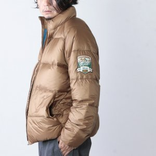[THANK SOLD] NANGA (ナンガ) 25th ANNIV MODEL JACKET / 25周年限定ジャケット