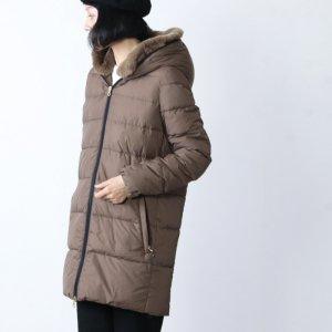 [THANK SOLD] DUVETICA (デュベティカ) CARYSDUE matte nylon / レッキスラパンファーダウンジャケット
