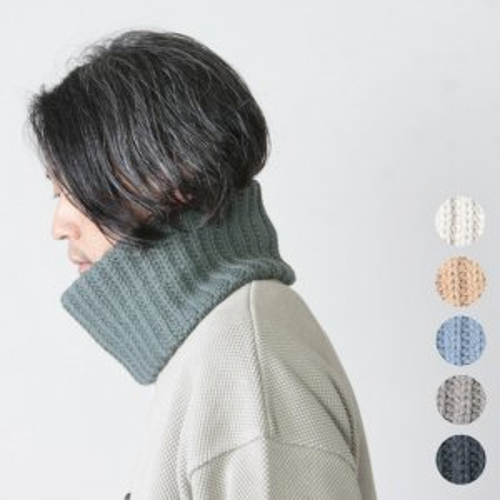 crepuscule (クレプスキュール) neck warmer / ネックウォーマー