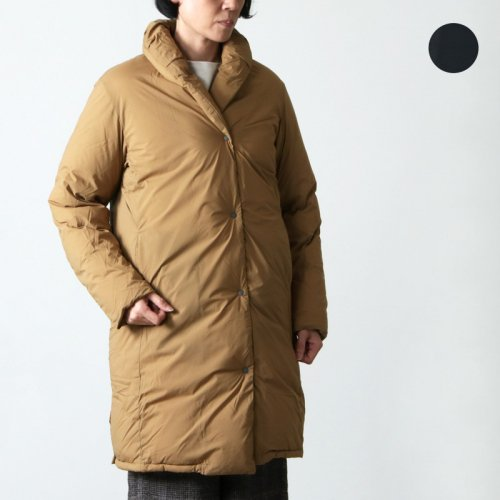 NANGA (ナンガ) Lady's SHAWL COLLAR DOWN JACKET
