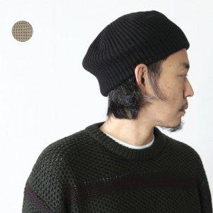 DISCE GAUDERA (ディスケガウデーレ) Knit Beret / ニットベレー