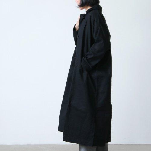 jujudhau (ズーズーダウ) SOUTIEN COLLOR COAT / ステンカラーコート