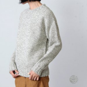 [THANK SOLD] NOR'EASTERLY (ノア イースターリー) HARLEY ECOLOGYCWOOL SWEATER / エコロジーウールセーター