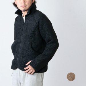 snow peak (スノーピーク) Classic Fleece Jacket / クラシック フリース ジャケット