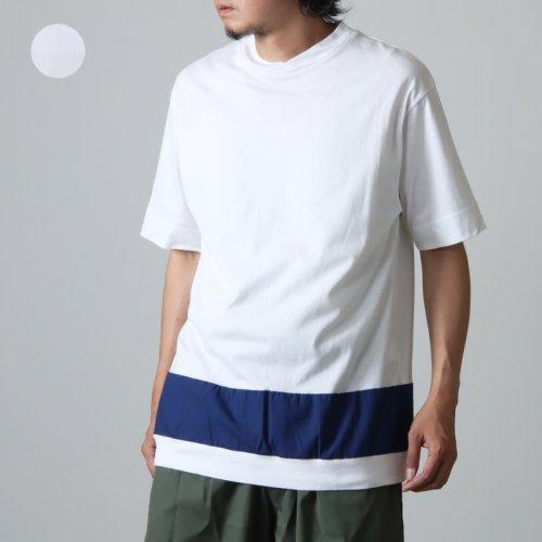 nisica (ニシカ) ストライプシャツ