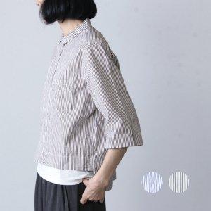 UNIVERSAL TISSU (ユニバーサルティシュ) ワイドスリーブシャツ