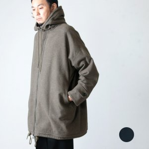 marka (マーカ) HOODED COAT / フーデッドコート