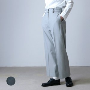 YAECA (ヤエカ) CONTEMPO 2WAY PANTS WIDE / コンテンポツーウェイパンツワイド