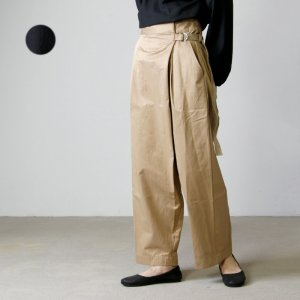 kelen (ケレン) 2Way Rap Trousers Yann / ツーウェイラップトラウザースヤン