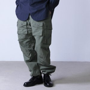 ENGINEERED GARMENTS (エンジニアードガーメンツ) FA Pant - Cotton Ripstop / FAパンツ