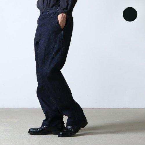 COMOLI (コモリ) デニム オーバーパンツ