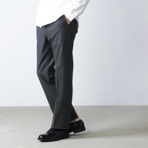 YAECA (ヤエカ) COMTEMPO 2WAY FLARE STRAIGHT PANTS / コンテンポ 2ウェイフレアストレートパンツ